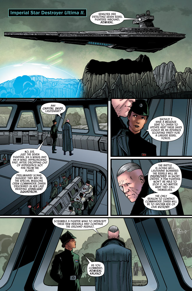 Star Wars#15 preview 4