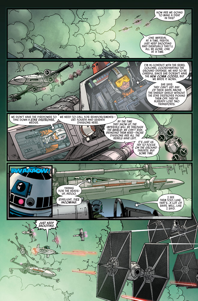 Star Wars#15 preview 5