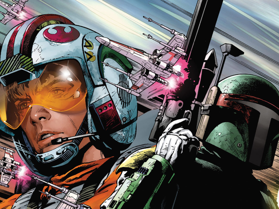 Star Wars#15 cover