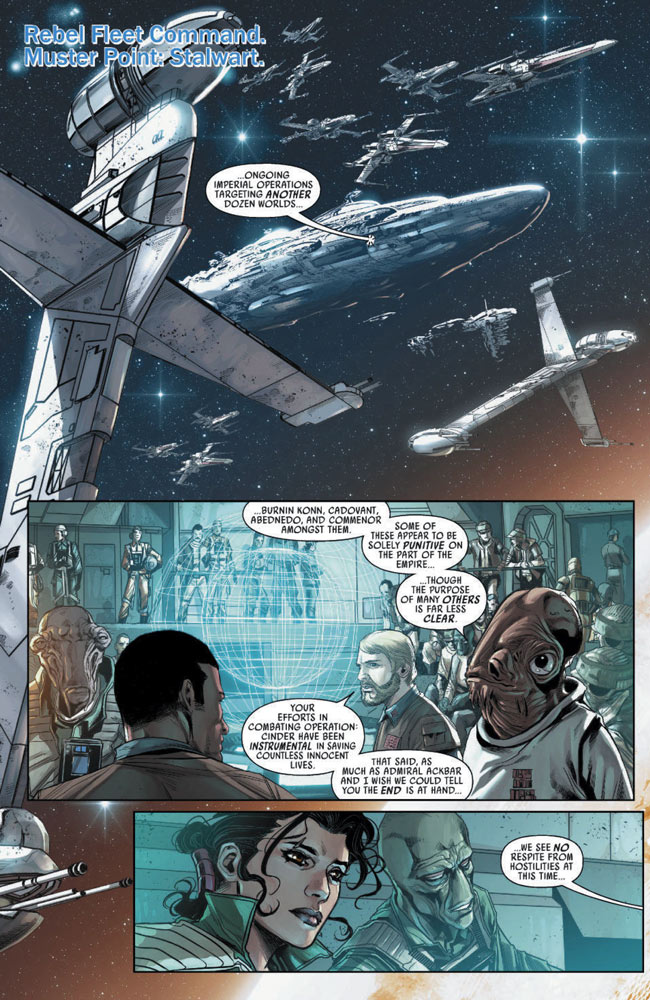 Star Wars: Shattered Empire page 3