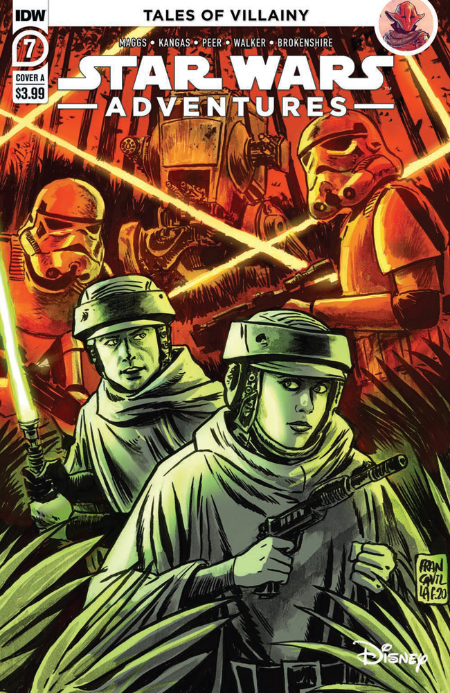 Star Wars Adventures#7 preview 1