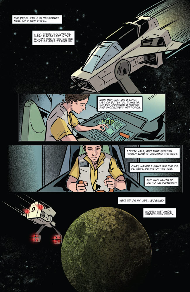 Star Wars Adventures#7 preview 3