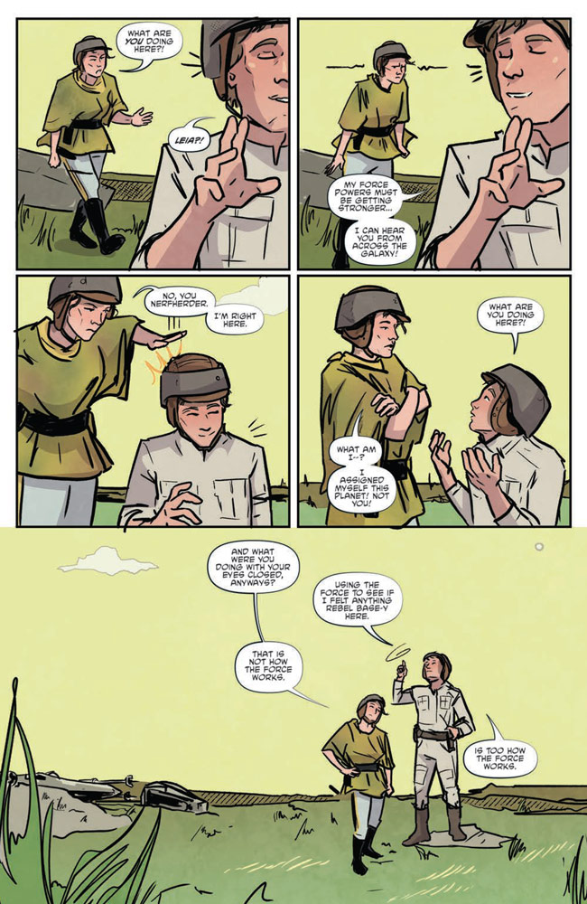 Star Wars Adventures#7 preview 6