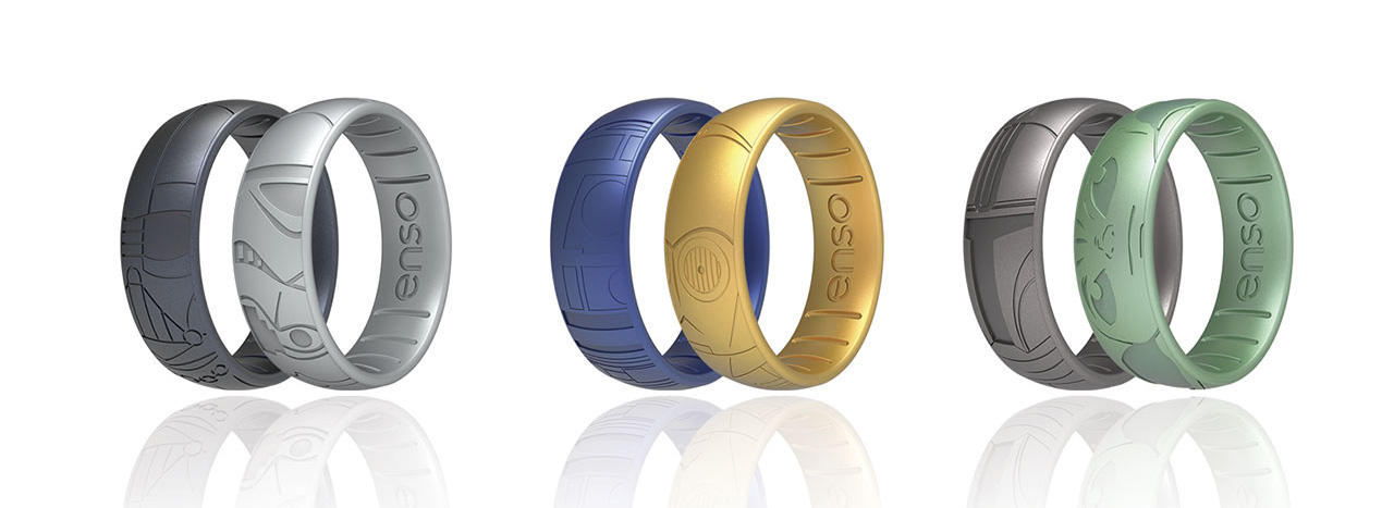 Star Wars x Enso Rings all products