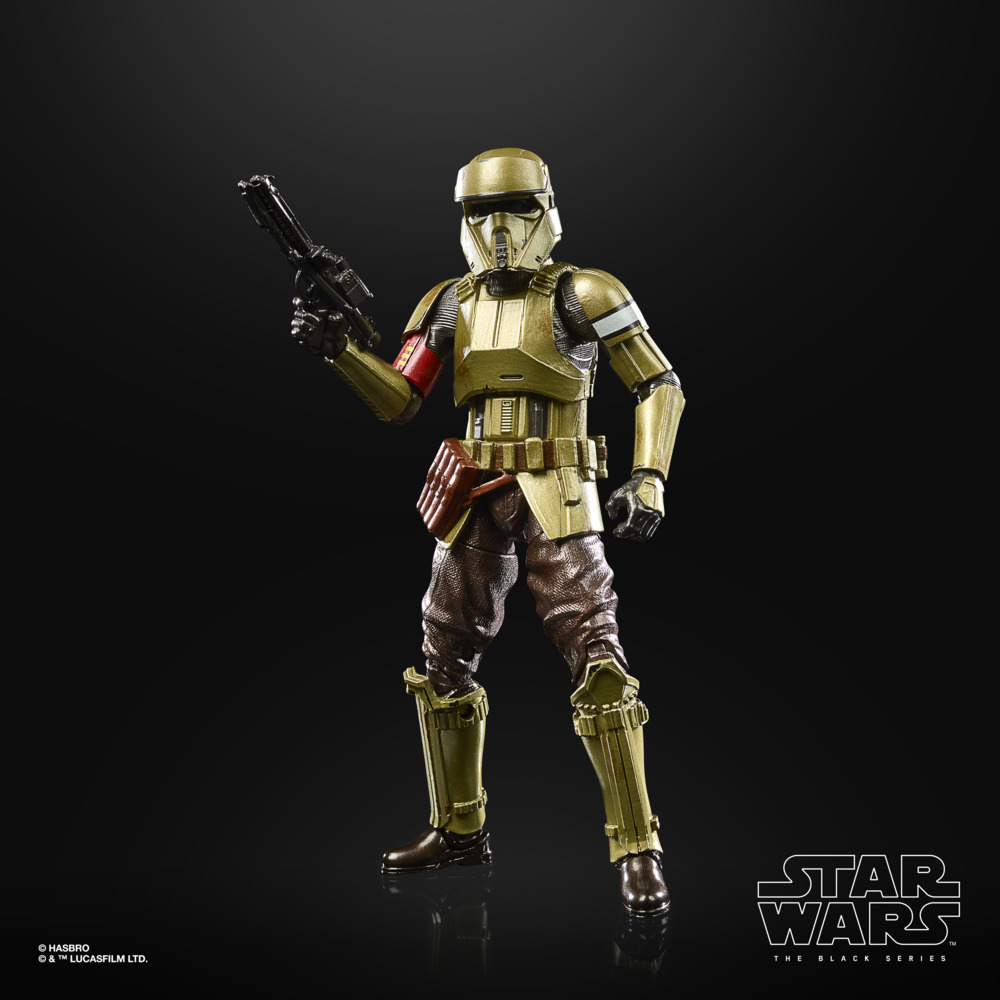 Shoretrooper - Star Wars: The Black Series Carbonized Collection