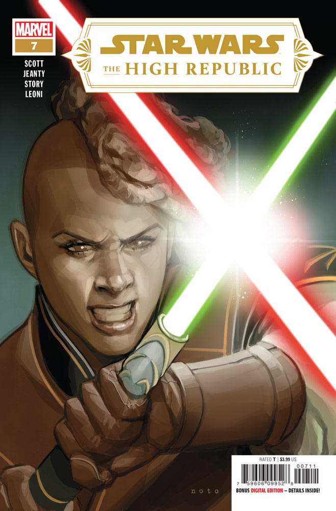 Star Wars: The High Republic#7 preview 1
