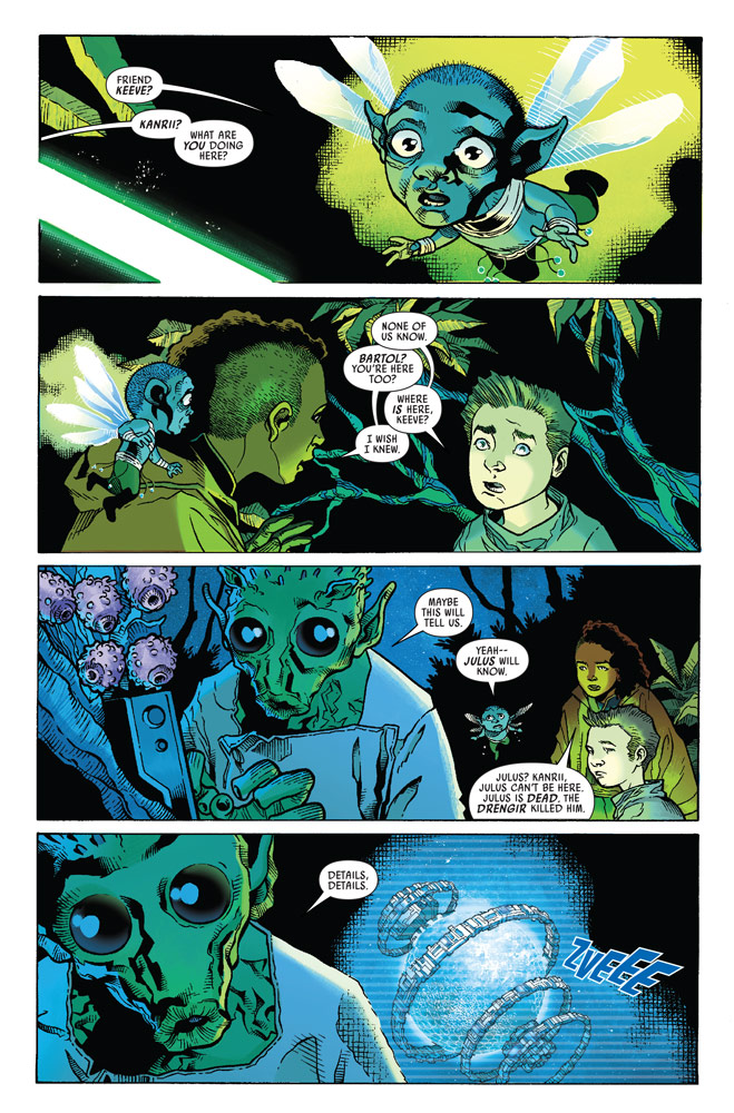 Star Wars: The High Republic#7 preview 3