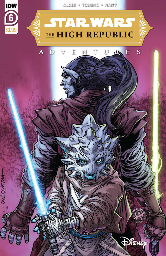 Star Wars: The High Republic Adventures#6 preview 1