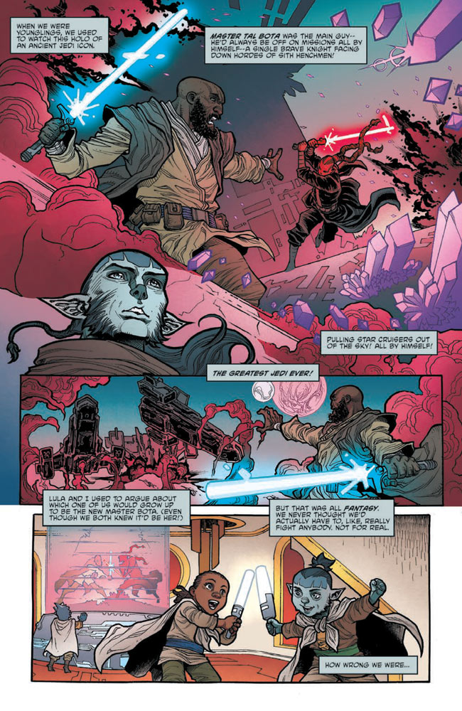 Star Wars: The High Republic Adventures#6 preview 3