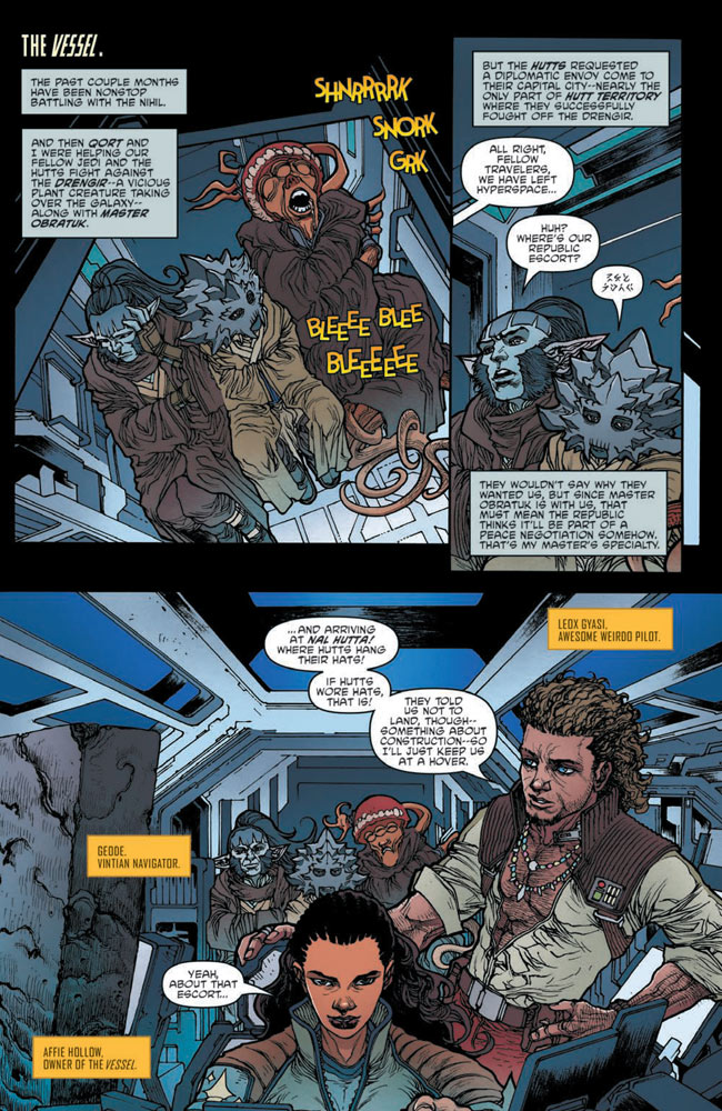 Star Wars: The High Republic Adventures#6 preview 4