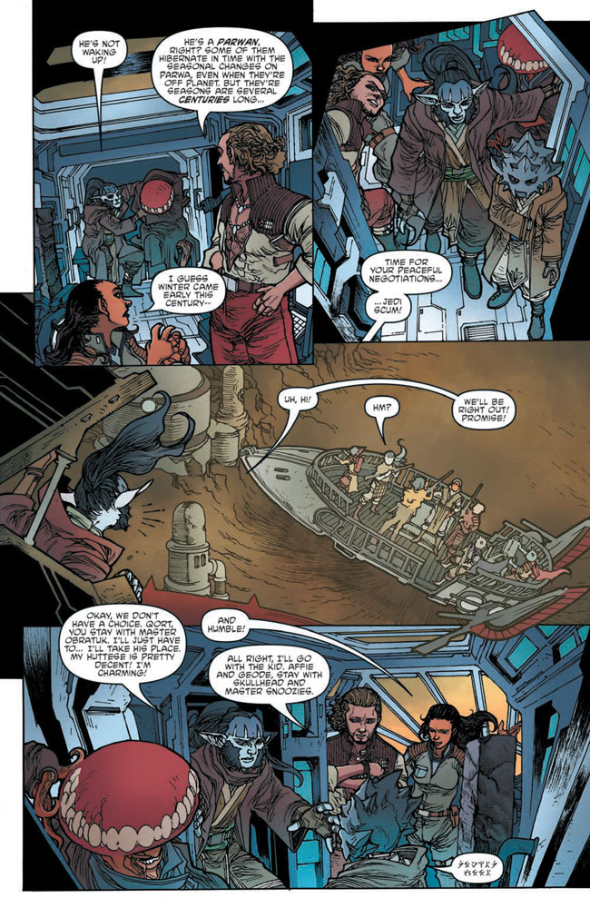 Star Wars: The High Republic Adventures#6 preview 7