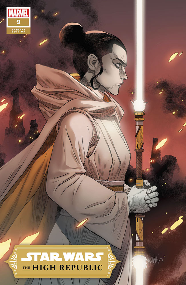 The High Republic #9 cover