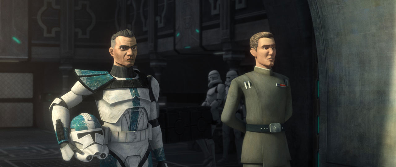 Howzer and Admiral Rampart
