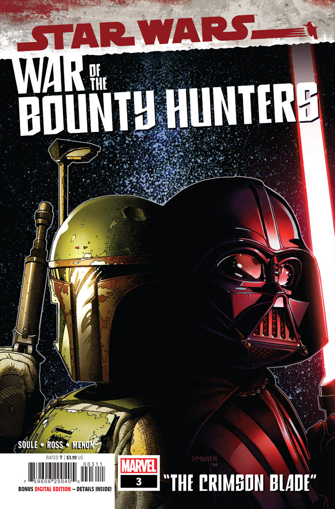 Star Wars: The War of the Bounty Hunters #3 preview 1