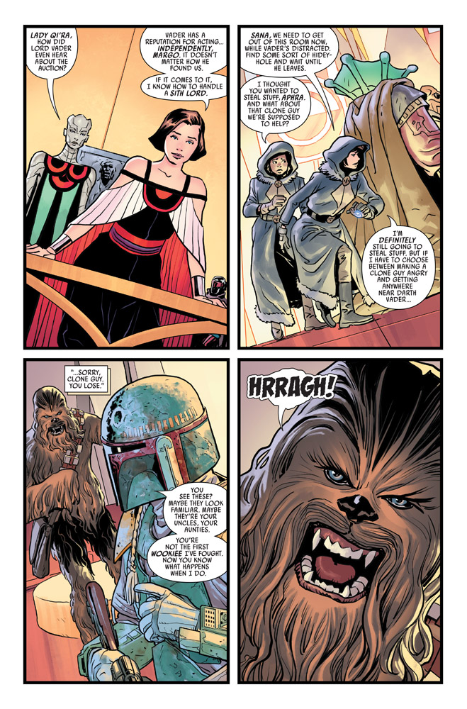 Star Wars: The War of the Bounty Hunters #3 preview 4