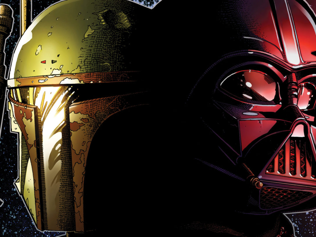 Star Wars: The War of the Bounty Hunters #3 cover