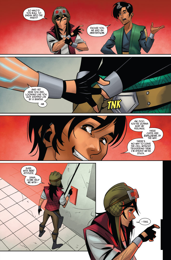 Doctor Aphra #14 preview 5