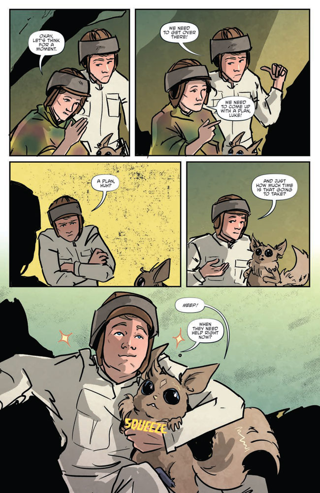 Star Wars Adventures#8 preview 4
