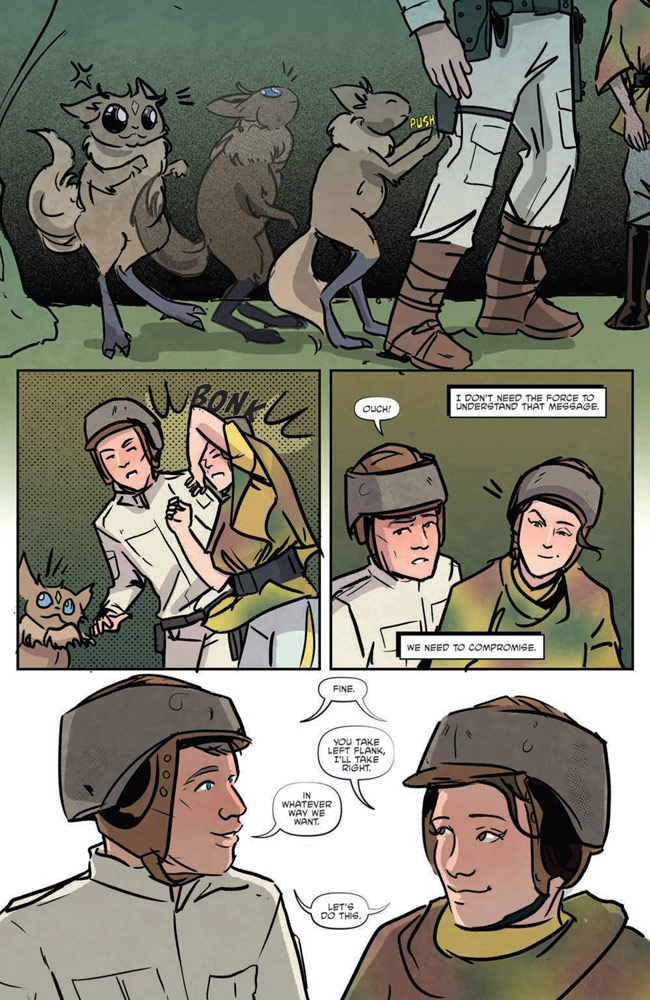 Star Wars Adventures#8 preview 6
