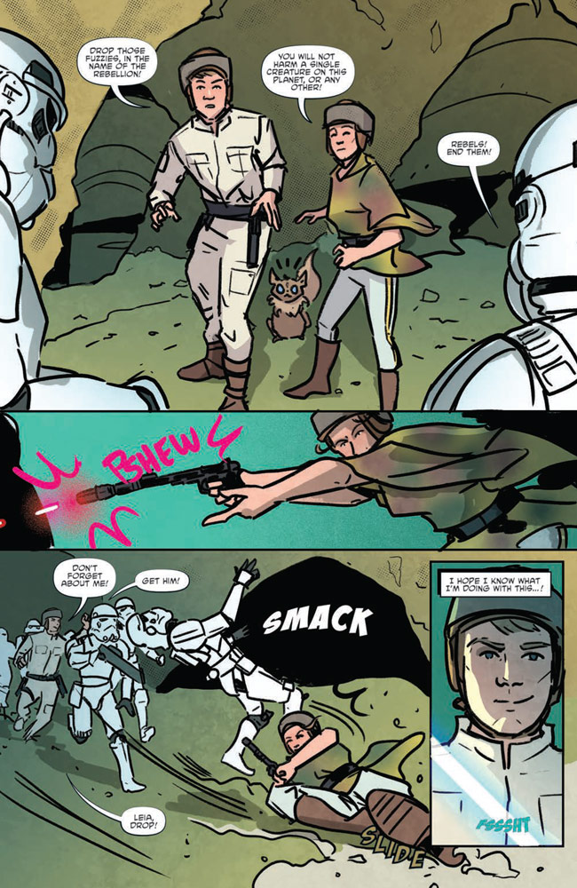 Star Wars Adventures#8 preview 7