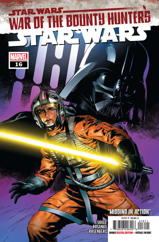Star Wars #16 preview 1