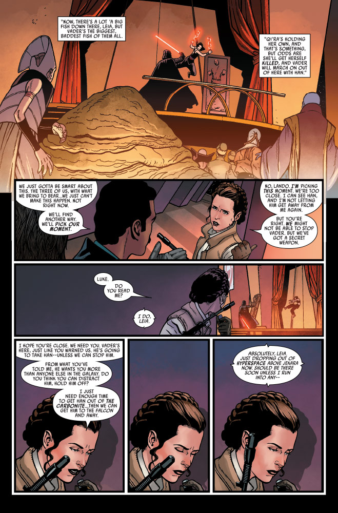 Star Wars #16 preview 5