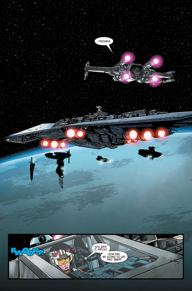 Star Wars #16 preview 6