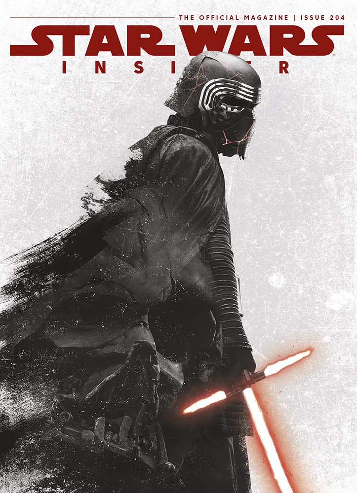 Star Wars Insider 204 - Comic Store Exclusive cover