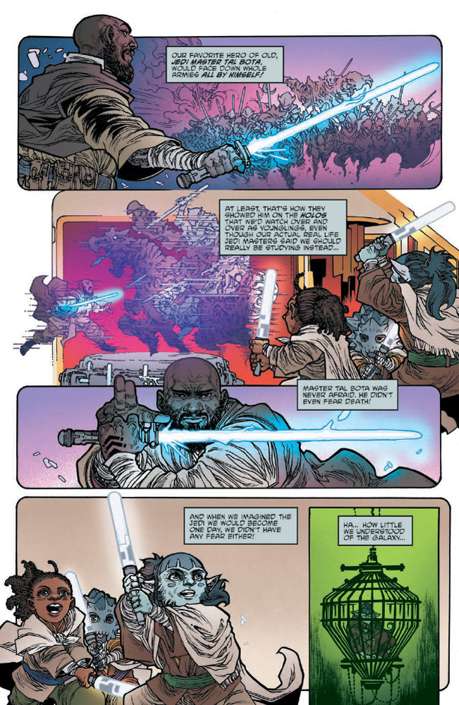 Star Wars: The High Republic Adventures #7 preview 3