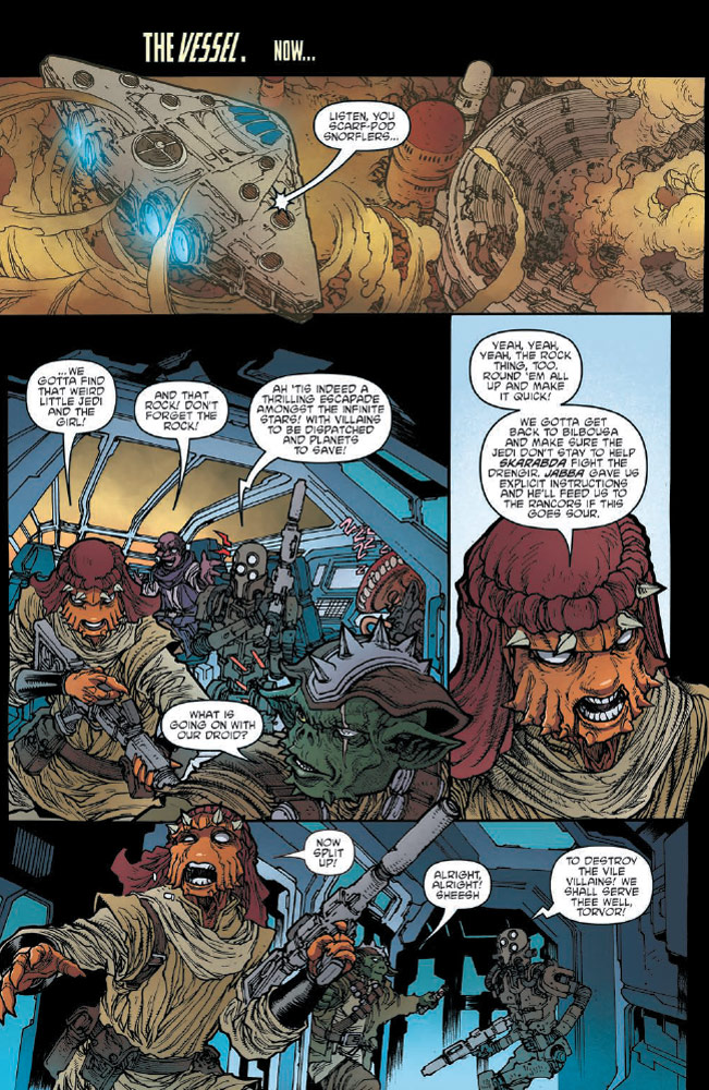 Star Wars: The High Republic Adventures #7 preview 6