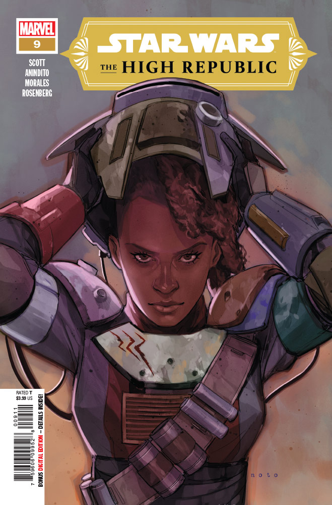 Star Wars: The High Republic#9 preview 1