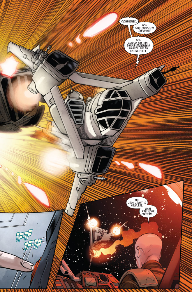 Star Wars: The High Republic#9 preview 4