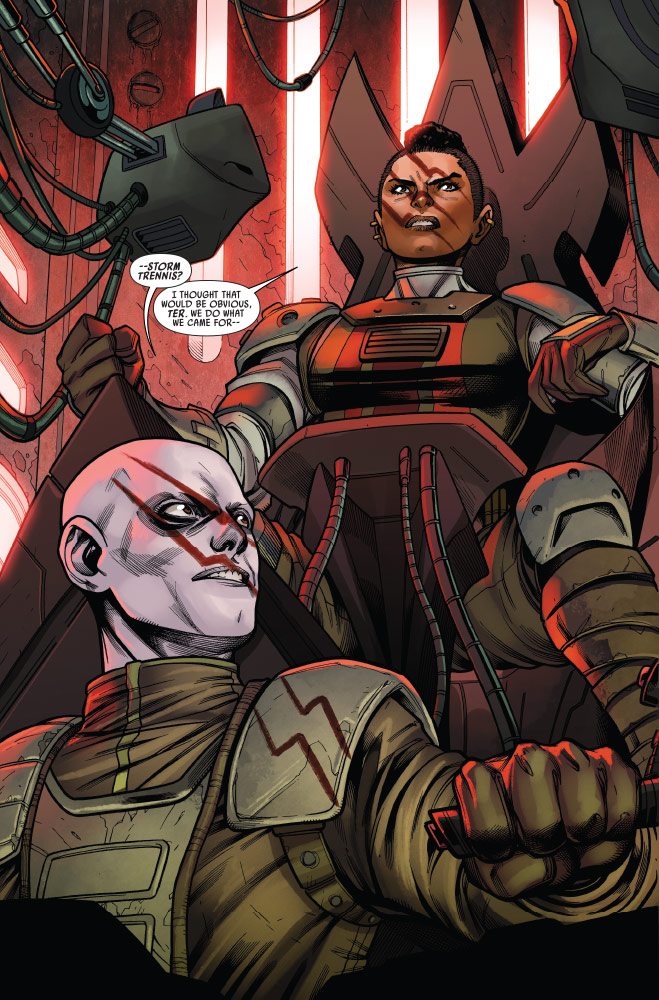 Star Wars: The High Republic#9 preview 5