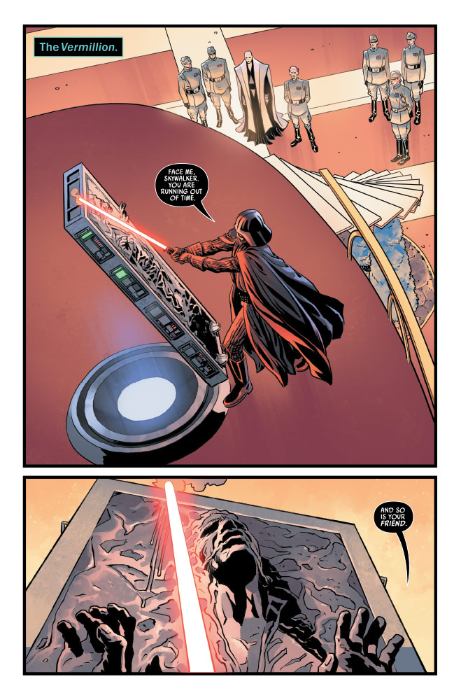 War of the Bounty Hunters#4 preview 2