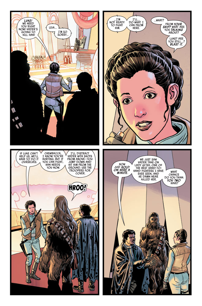 War of the Bounty Hunters#4 preview 3