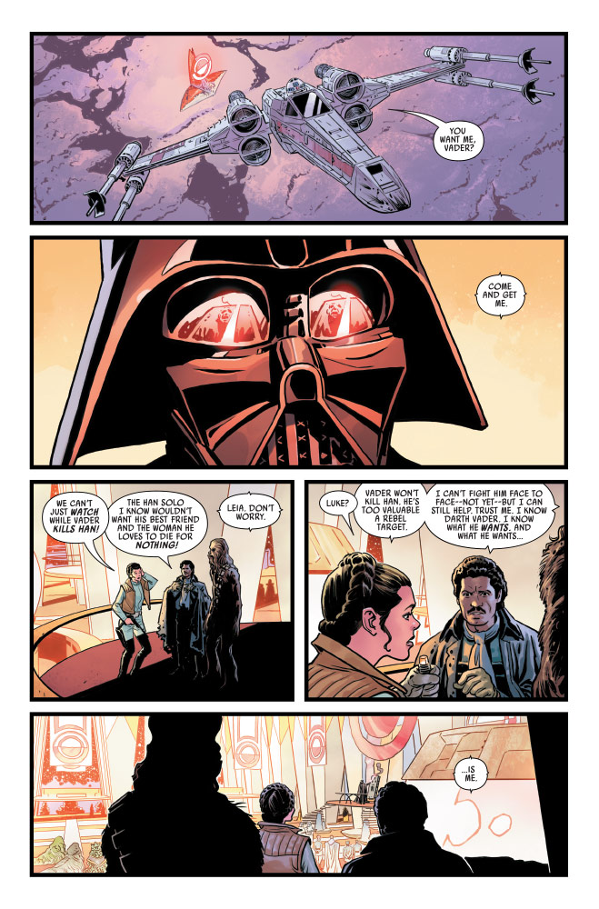 War of the Bounty Hunters#4 preview 4
