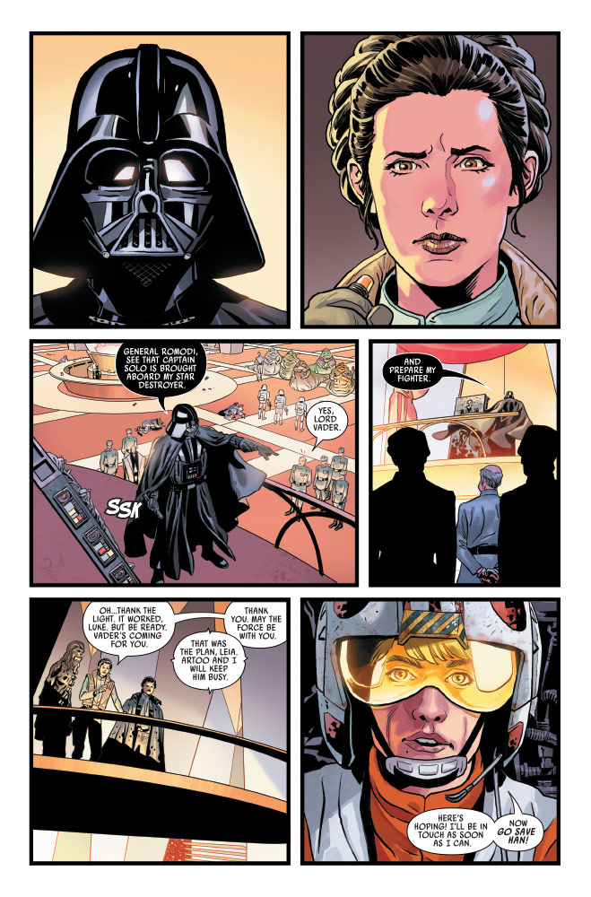 War of the Bounty Hunters#4 preview 5