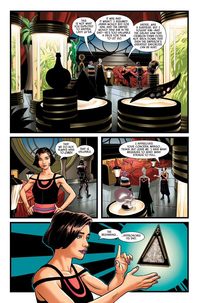 War of the Bounty Hunters#4 preview 6