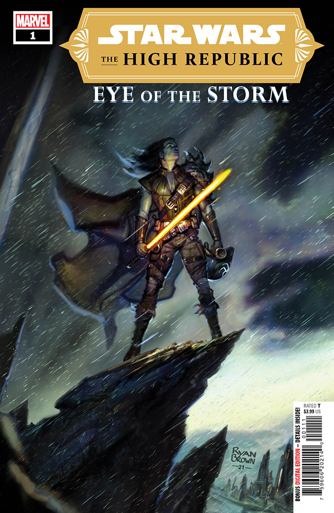 Marvel's The High Republic: The Eye of the Storm