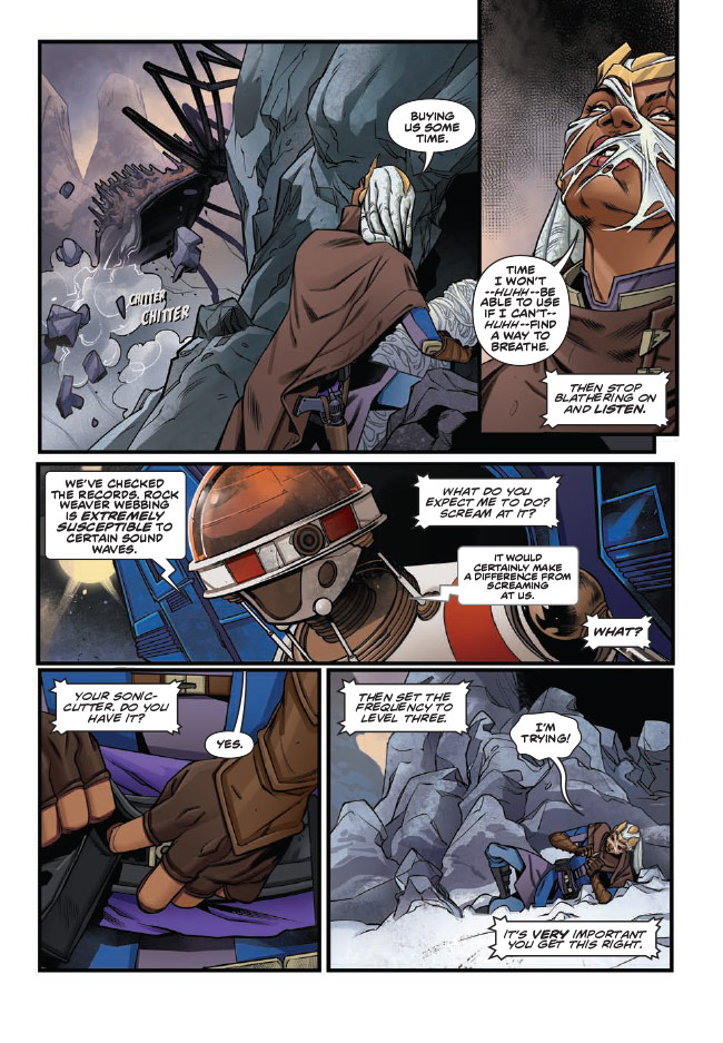 Star Wars: The High Republic:The Monster of Temple Peak issue #2 preview 7