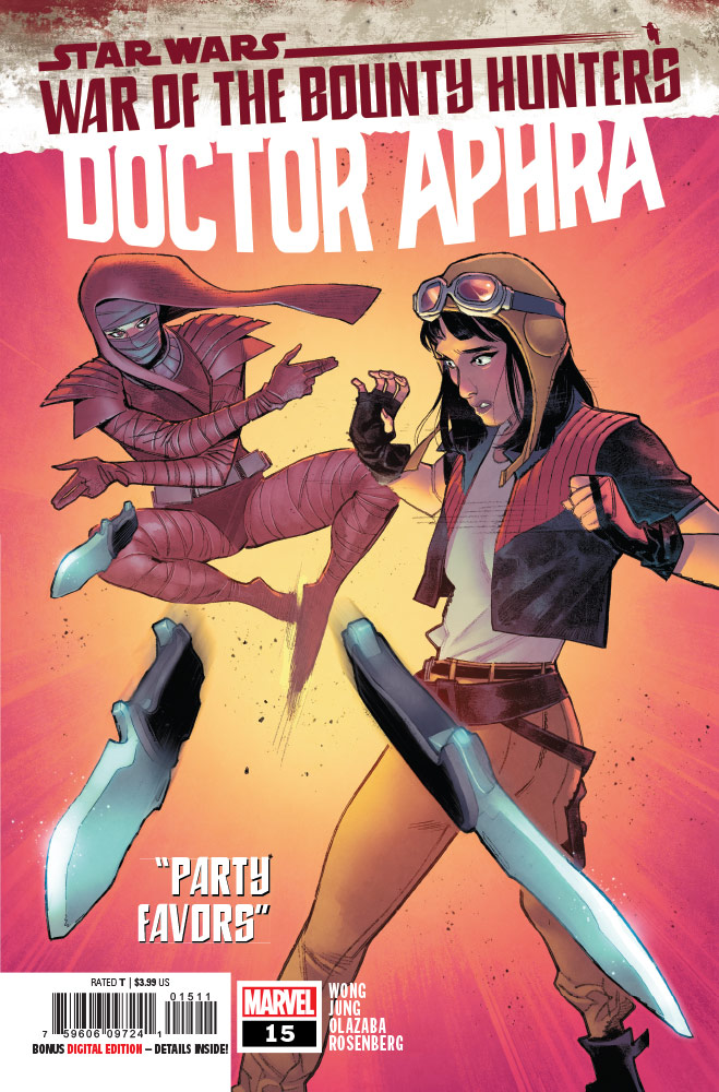 A scene from Doctor Aphra: issue #15.