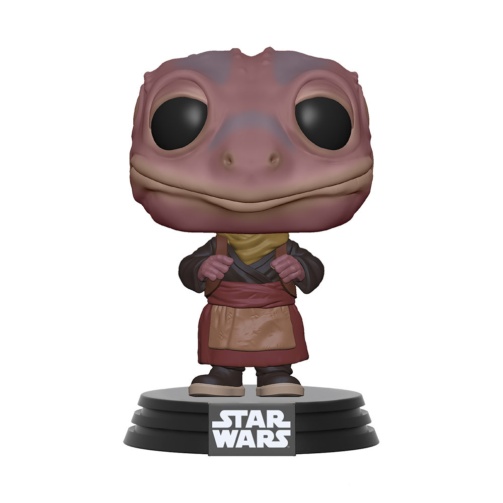 A new Funko Pop! of the Frog Lady.