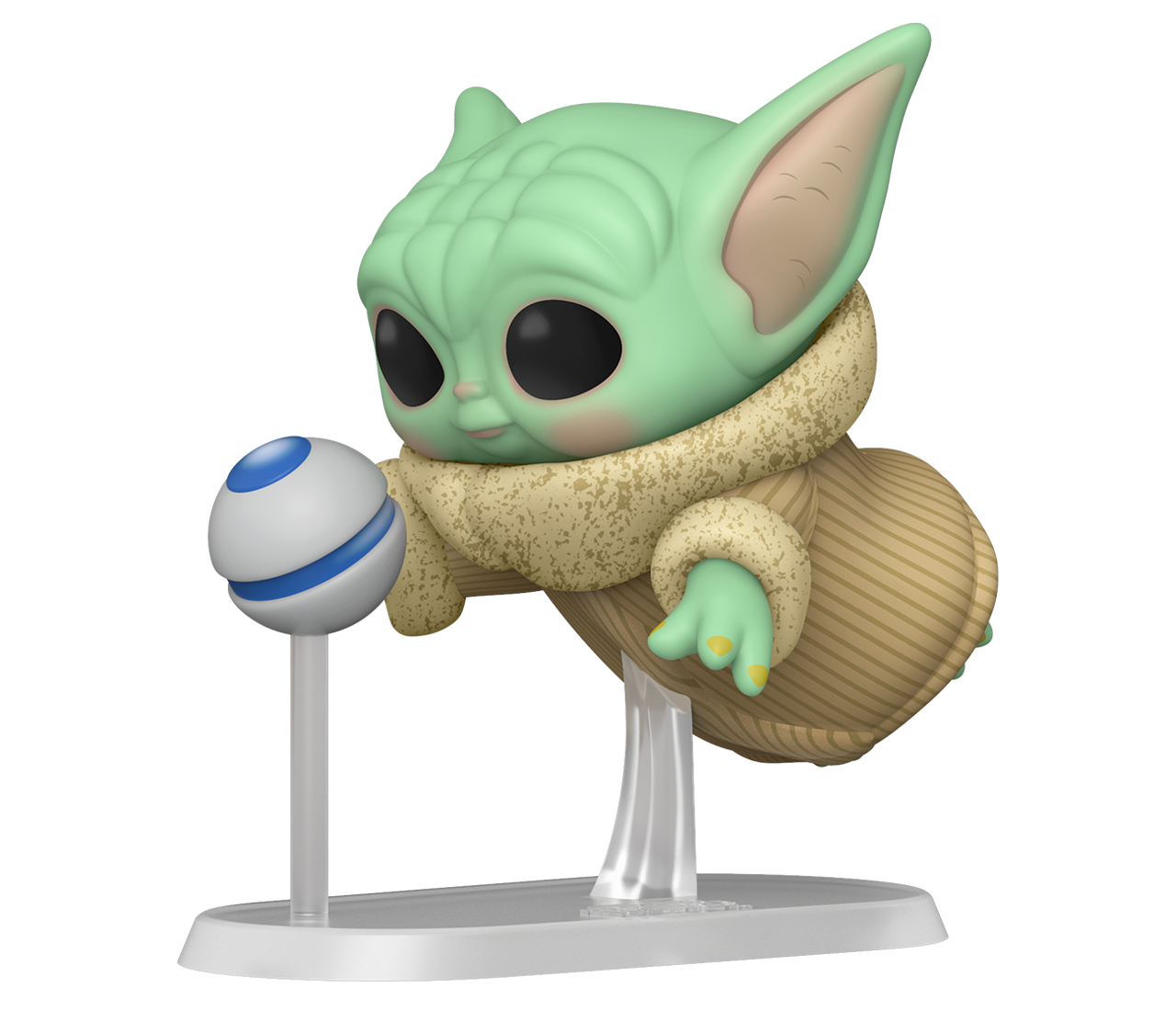 Funko Pop!-Inspired Grogu Balloon out of the box