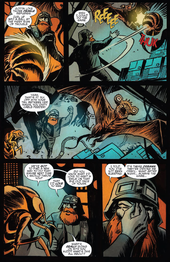 Ghosts of Vader's Castle #3 preview 5