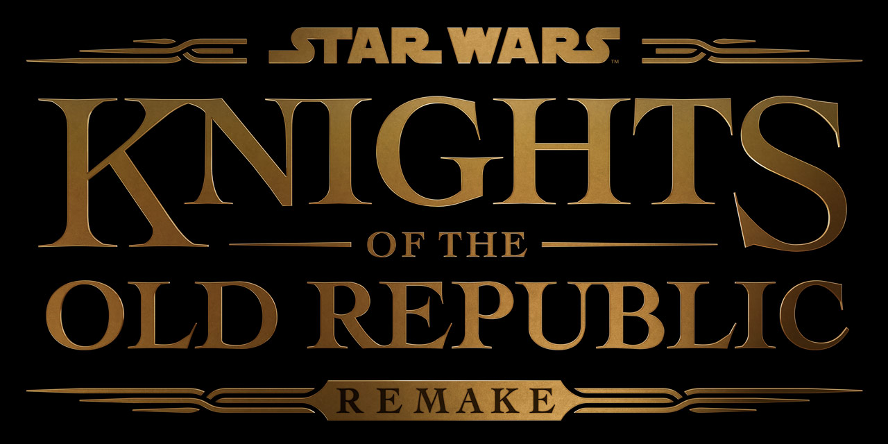 Star Wars: Knights of the Old Republic Remake logo