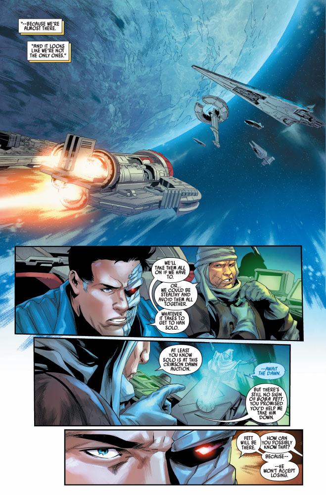 Bounty Hunters #16 Preview 4