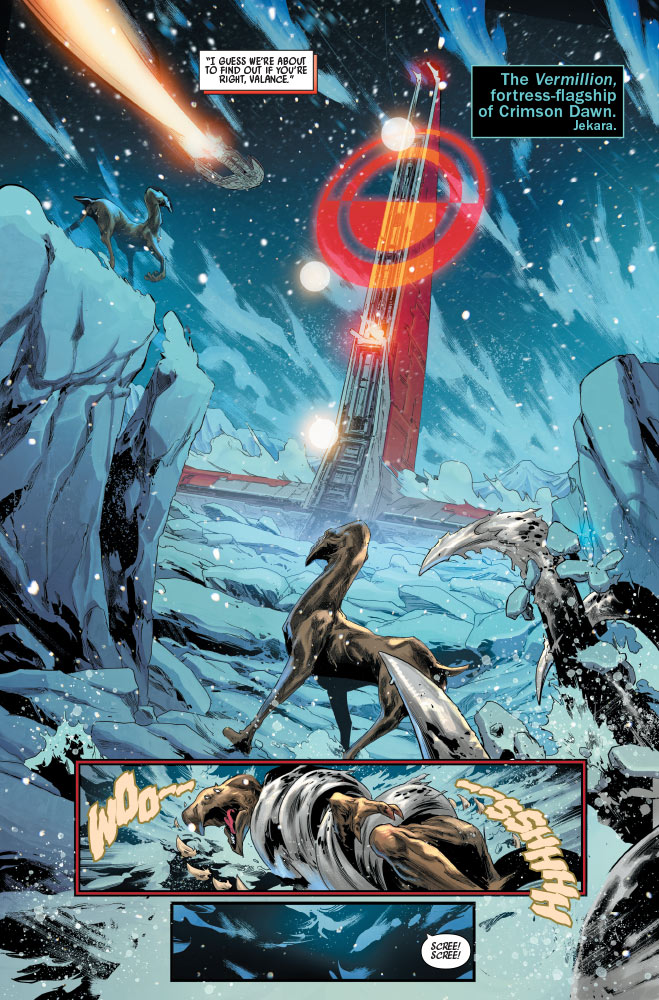 Bounty Hunters #16 Preview 5