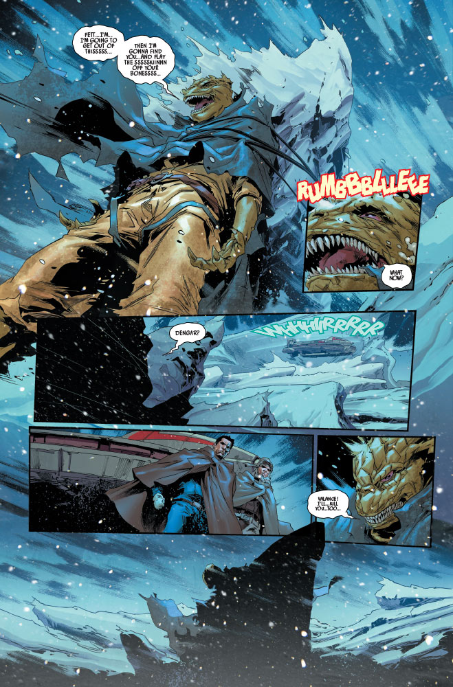 Bounty Hunters #16 Preview 6