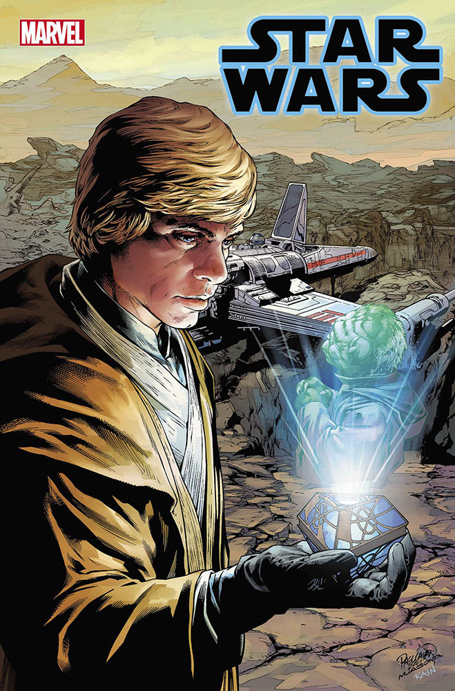 STAR WARS #20 cover