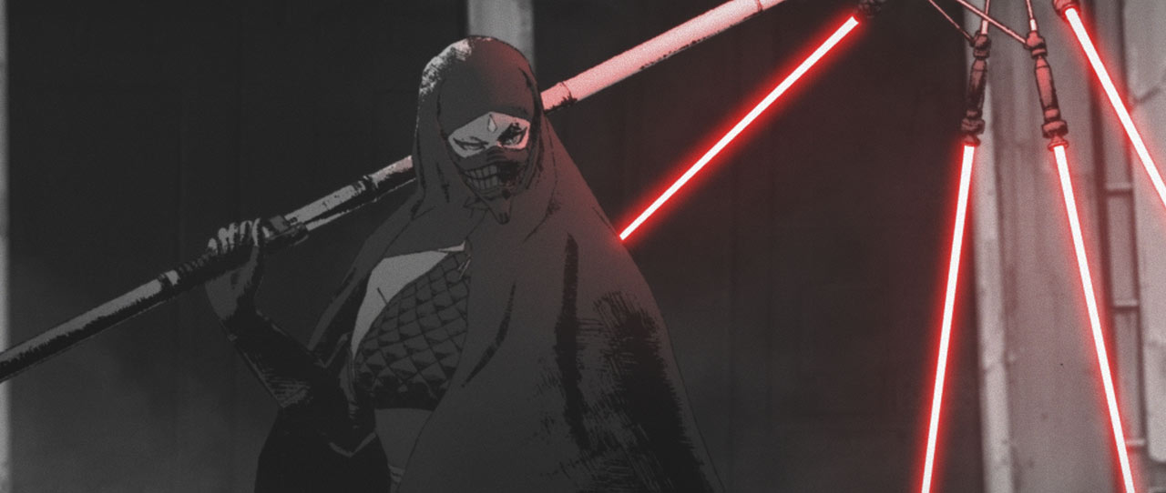 """The Sith in """"The Duel"""""""